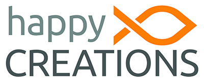 Happy Creations Mobile Retina Logo