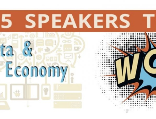 Big Data & Digital Economy – 5 Top speaking topics to wow your audience