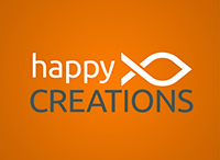 Happy Creations Sticky Logo