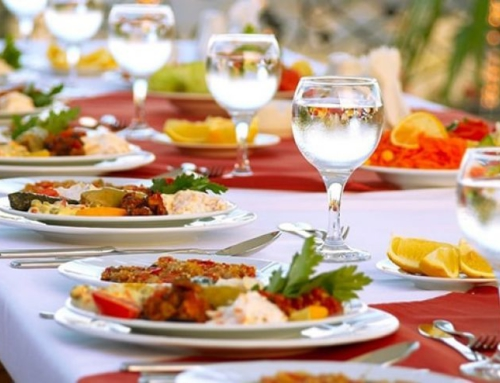What to look for when choosing event catering