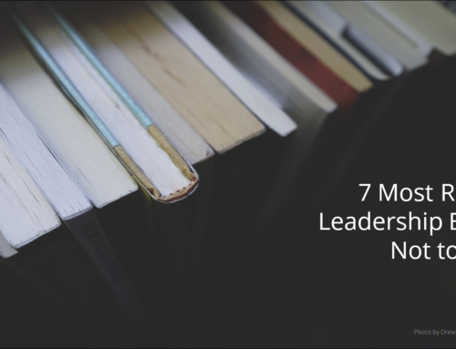 7 Most Recent Leadership Books Not To Miss (2019)